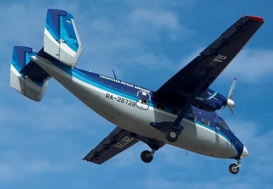 самолет авиакомпании Сила